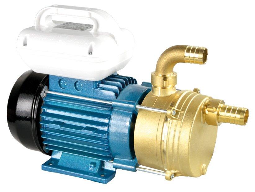 Tellarini Pompe EEM 20 - by pass  230V 0,4kW, H22m, Q28l/min